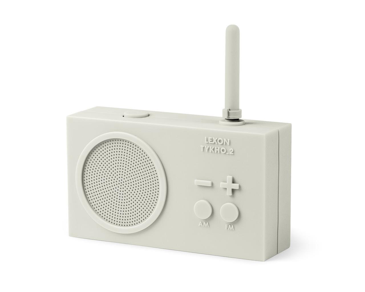 Радио Tykho 2, белое