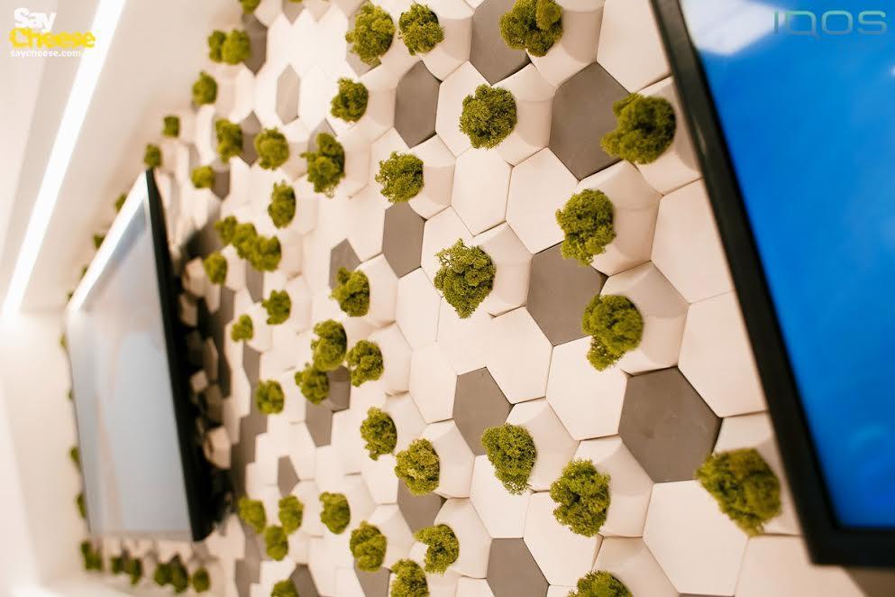 Эко-панели Plitos Pixels