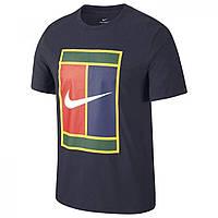Футболка Nike Heritage Navy - Оригинал