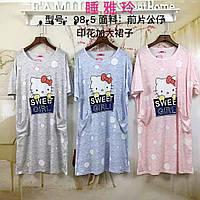 Ночные рубашки женские