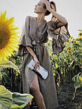 Платье кимоно женское стильное 42-50, фото 3
