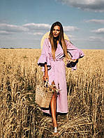 Платье кимоно женское стильное 42-50, фото 1