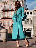 Платье кимоно женское стильное 42-50, фото 4