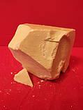 Какао масло JB Cocoa, Індонезія, недезодороване натуральне 1 кг, фото 2