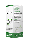 MBL-5 капсулы для похудения, фото 4