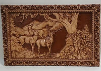 Гравюры из дерева