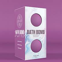 Бомбочка для ванны Dona Bath Bomb Flirty Blushing Berry, 140 г, фото 2