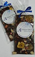 Брендированный подарок - Шоколадка с ЛОГОТИПОМ, фото 1