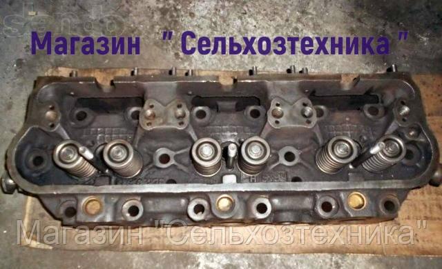 Головка блока цилиндров ЯМЗ – 236