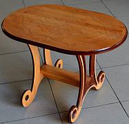 Столы деревянные, резные