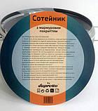 Сотейник антипригарний з мармуровим покриттям Supretto 18 см, фото 6