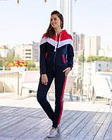 """Женский утеплённый спортивный костюм  больших размеров """" Кофта и штаны """" Dress Code, фото 1"""