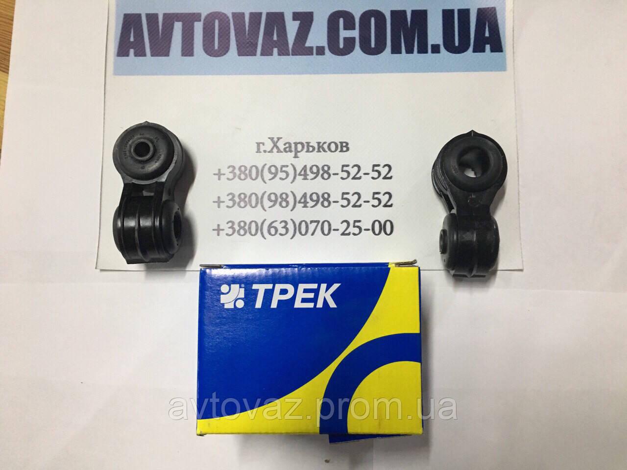 Стойки стабилизатора, яйца ВАЗ 2170 Приора, Калина (к-кт 2 шт.) Трек Чемпион  .