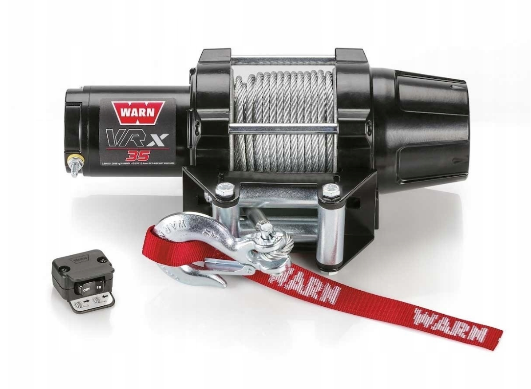 Лебедка Warn VRX 35