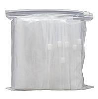 Пакет слайдер универсальный пакет с застежкой пакет для заморозки и хранения 20 х 20 см 50 мкм 50 шт