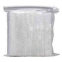 Пакет слайдер универсальный пакет с застежкой пакет для заморозки и хранения 16 х 25 см 50 мкм 50 шт