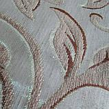 Комплект покрывал двухспальный Орхидея беж, фото 3