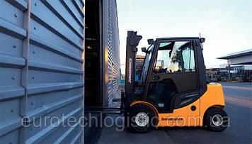 Оренда Автонавантажувача (кари). Вилкові навантажувачі від 1,5 до 5 тонн.