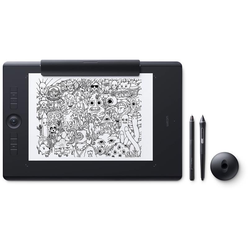 Графічний планшет Wacom Intuos Pro L