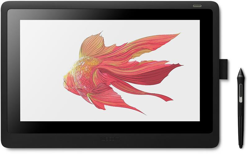 Монітор-планшет Wacom Cintiq 16 FHD
