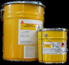 Двокомпонентна поліуретанова смола Sikafloor-327 (А+В) 20 кг