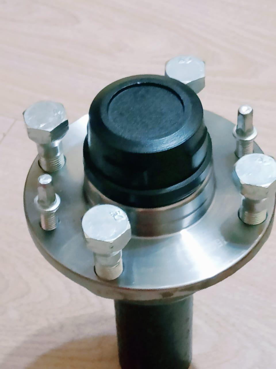 Ступица (ВАЗ 2108) для прицепов, полностью в сборе с болтами пара(2шт) Бут