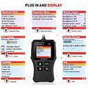 Диагностический сканер, автосканер LAUNCH X431 Creader 319 русский язык, оригинал 100%, фото 3