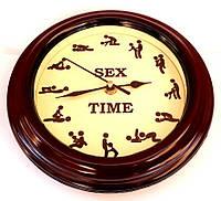Часы с позами секса