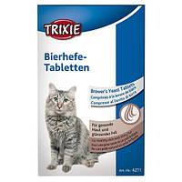 Trixie Bierhefe-Tabletten пивные дрожжи в таблетках для кошек, 50г