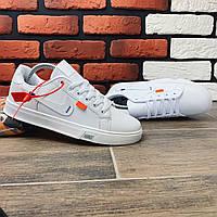 Кроссовки Мужские Nike Air x OFF-White 00072   ⏩ [40,41,43,44] 40