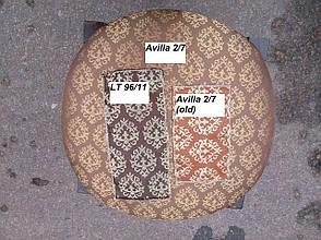 Банкетка прямоугольная  Микс мебель, цвет темный орех / махонь, фото 3