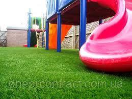Ландшафтная декоративная искусственная трава Fungrass для интерьера