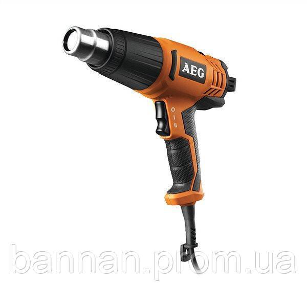 Фен промышленный AEG HG 600 V