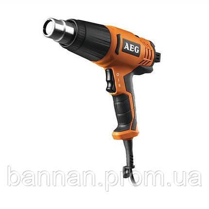 Фен промышленный AEG HG 600 V, фото 2