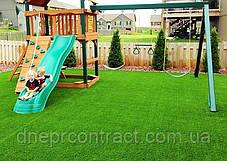 Ландшафтная декоративная искусственная трава Fungrass для интерьера, фото 2