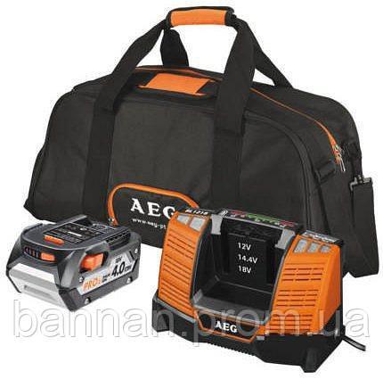 Аккумулятор + зарядное устройство + сумка Milwaukee (4932451629)
