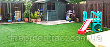 Ландшафтная декоративная искусственная трава Fungrass для интерьера, фото 3