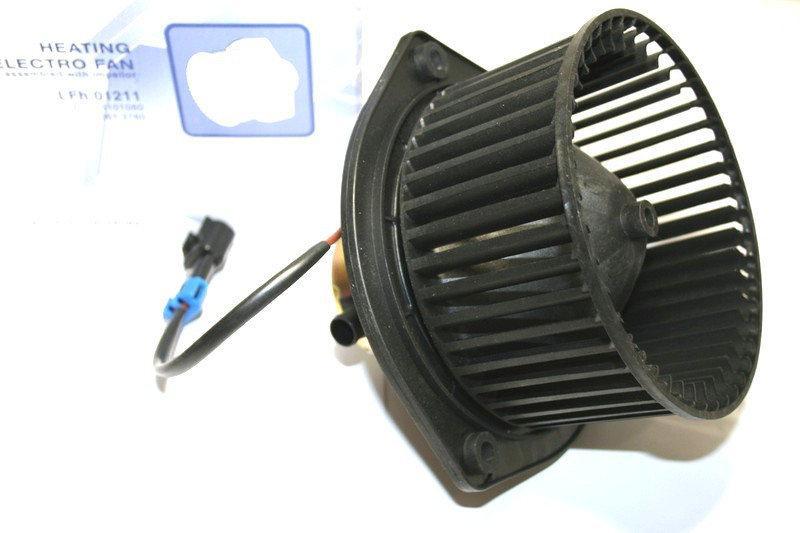 Вентилятор отопителя 2110 (1118/2170) ЛУЗАР LFh 01211
