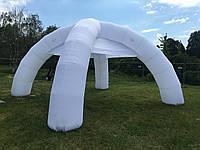 Надувная уличная палатка шатер 5*5