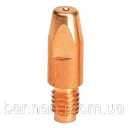 Наконечник для газовой горелки Deca 010450 М6 D. 1,0 (20 шт) сталь