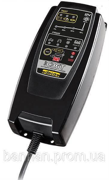 Зарядное устройство Deca IM 1236 EVO 230/50-60