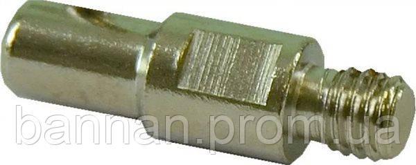 Средний электрод для горелки Deca 010180 S 45 (10 шт), фото 2