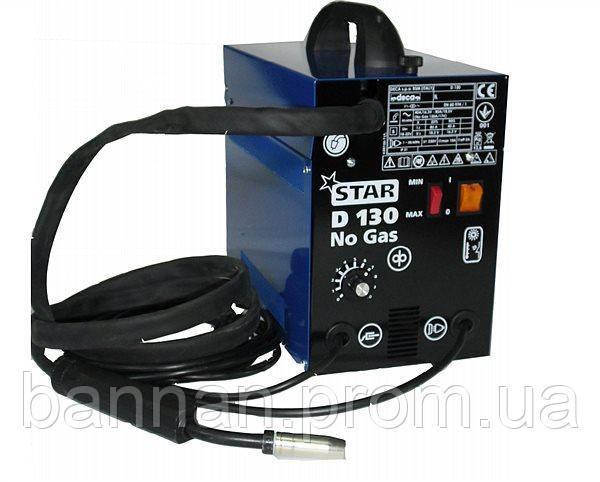 Полуавтомат MIG - MAG трансформаторный Deca STAR D - 130