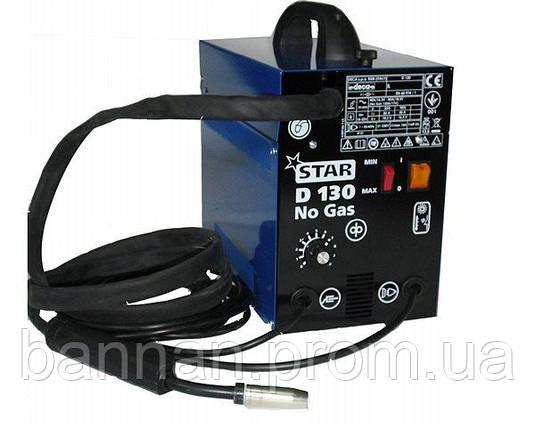 Полуавтомат MIG - MAG трансформаторный Deca STAR D - 130, фото 2
