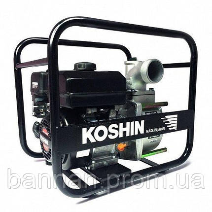 Мотопомпа Koshin STV - 80X - BAE, фото 2