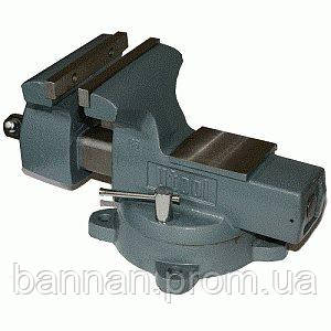 Тиски поворотные «Механик» Utool 17204, 150 мм