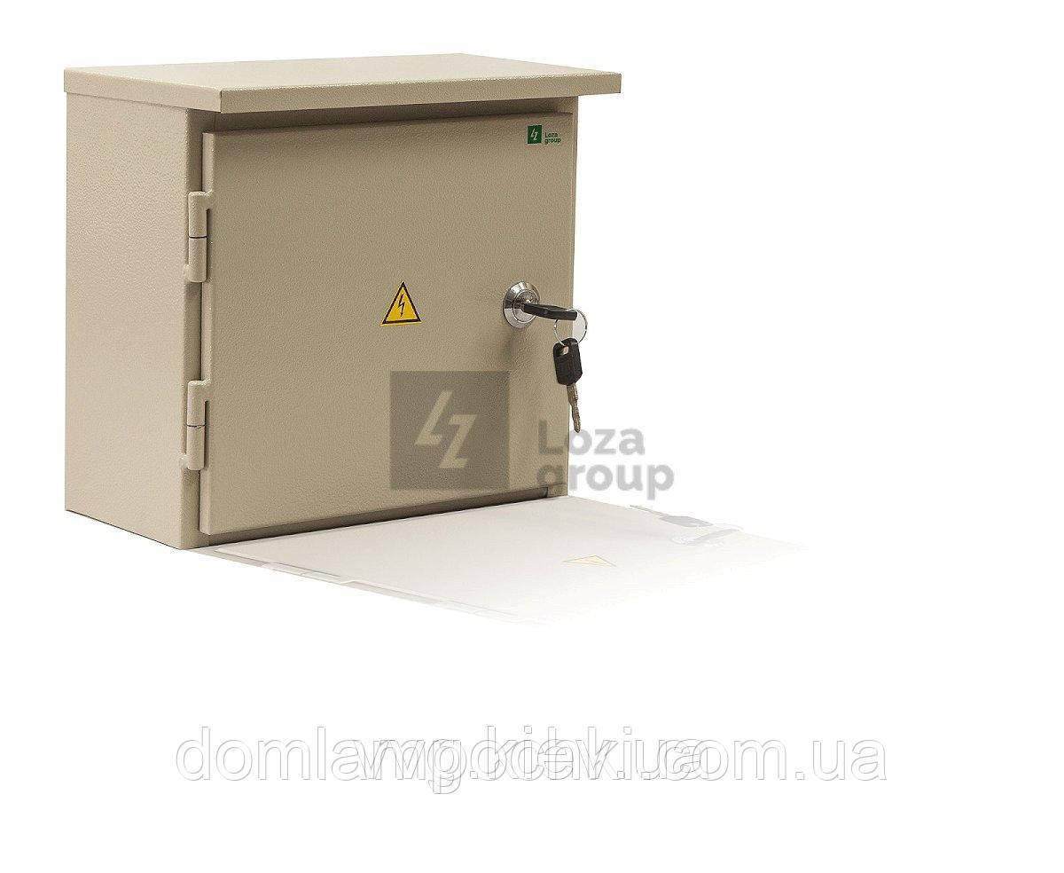 Шкаф на 9 автоматов герметичный наружный