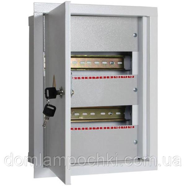 Шкаф на 24 автомата внутренний