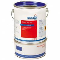 Эпоксидная прозрачная смола Epoxy MT100 Remmers  (уп. 1 кг) для влажных оснований