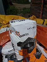Огнеупорная смесь для кладки печей Мертель шамотный (Girtex) МП 18, 25 кг, фото 1